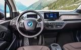 BMW i3s dashboard