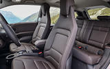 BMW i3s front seat