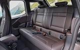 BMW i3s rear seats