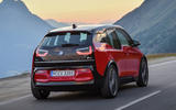 BMW i3s rear
