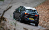 Nearly-new buying guide: BMW i3 - rear