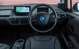 Nearly-new buying guide: BMW i3 - interior