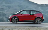 BMW i3s side profile