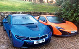 BMW i8 long-term test review: would you take one over a Porsche Panamera?