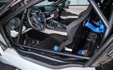 Upgraded BMW i8 acts as Formula ePrix safety car