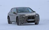 BMW iNext winter testing spies 4