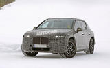 BMW iNext winter testing spies 3