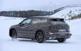 BMW iNext winter testing spies 2