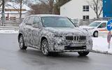BMW iX1 prototype34