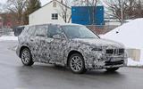 BMW iX1 prototype36