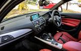 BMW M140i interior