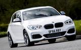 4.5 star BMW M140i