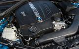 Turbocharged 3.0-litre BMW M2 engine