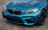 BMW M2 front end