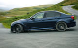 BMW M3 side profile