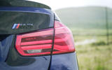 BMW M3 rear LED lights