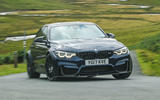 4 star BMW M3