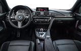 BMW M4 CS dashboard