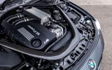 3.0-litre BMW M4 GTS engine