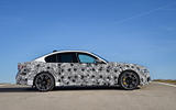 2018 BMW M5 Prototype Side