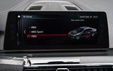 2018 BMW M5 Prototype Infotainment System