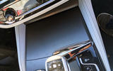 BMW M5 2018 long-term review centre console lid