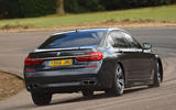 BMW M760Li xDrive rear