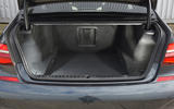 BMW M760Li xDrive boot space