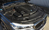 6.6-litre V12 BMW M760Li engine