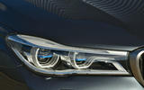 BMW M760Li xDrive LED headlights