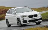 Top 10 Compact SUVs 2020 - BMW X1