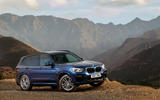 Four-star BMW X3 xDrive20d