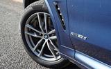 BMW X3 xDrive20d alloy wheels