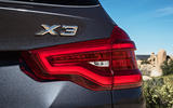 BMW X3 badging
