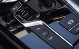 BMW X3 dynamic controls