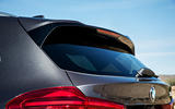 BMW X3 rear spoiler