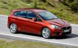 3 star BMW 216d Active Tourer