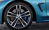 BMW 440i Coupé alloy wheels
