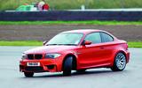 2011 BMW 1 Series M Coupe - drift
