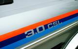 Autocar writers car of 2020 - BMW CSL batmobile livery