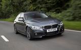 2017 BMW 330e - front