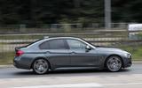 2017 BMW 330e - side