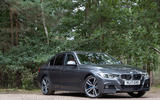 2017 BMW 330e - parked front