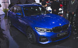 BMW 3 Series global debut Paris 2018 Luc
