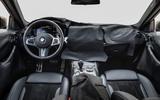 2020 BMW 4 Series prototype - interior