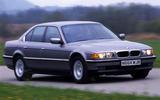 1997 E38 BMW 7 Series