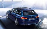 Hot Alpina B5 gets 600bhp BMW V8