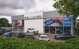 BMW car dealership