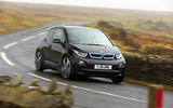 BMW i3 2016 - tracking front