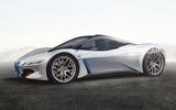 BMW i8 2nd generation Autocar render